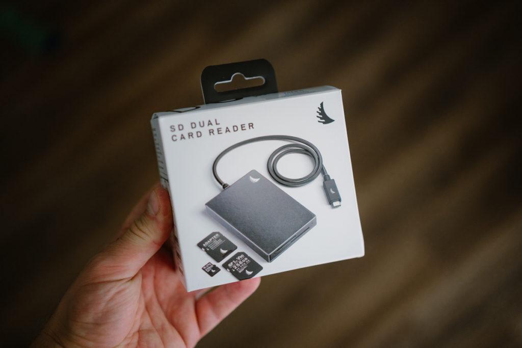 Dual Card Reader