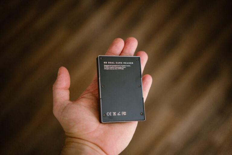 Angelbird Dual Card Reader 2