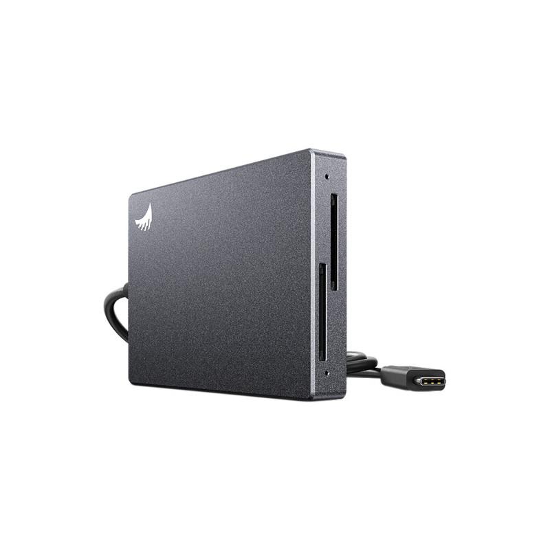 Angeldbird Dual Card Reader Czytnik kart pamięci USB C (SDD31PK)