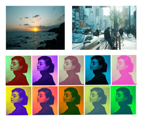 sigma kolory