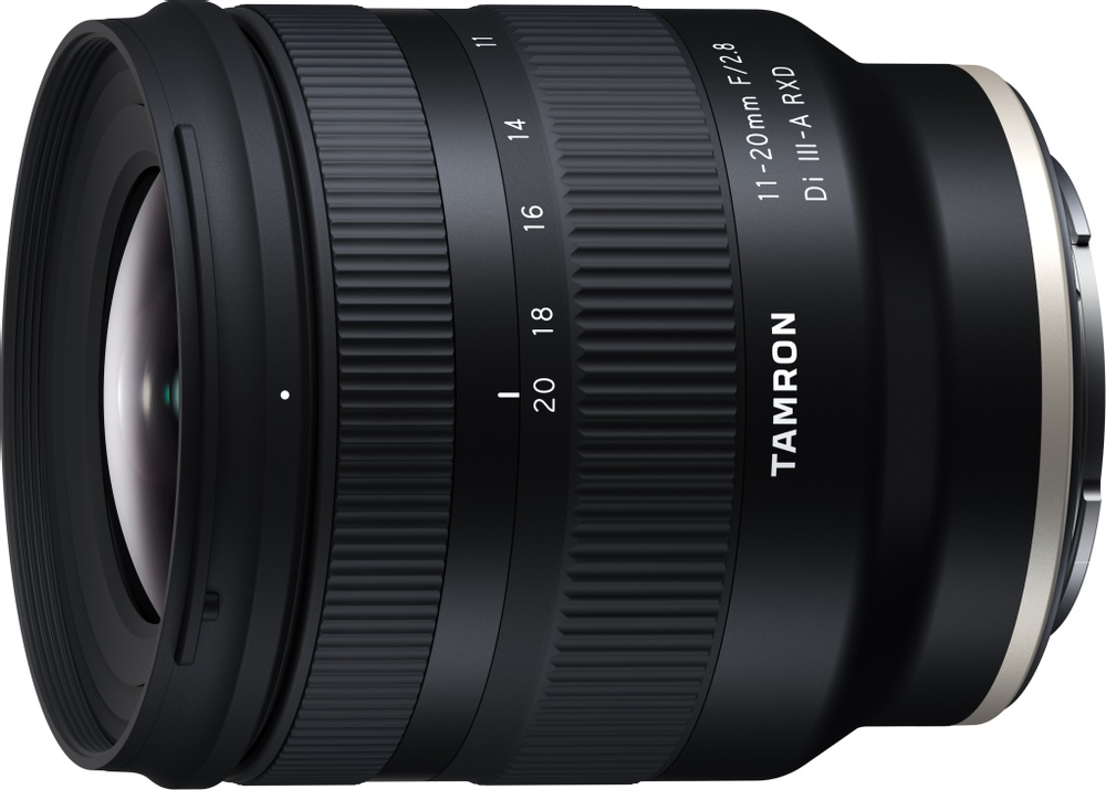 Tamron 11-20mm f2.8 Di III-A RX
