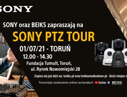 Sony PTZ kamery
